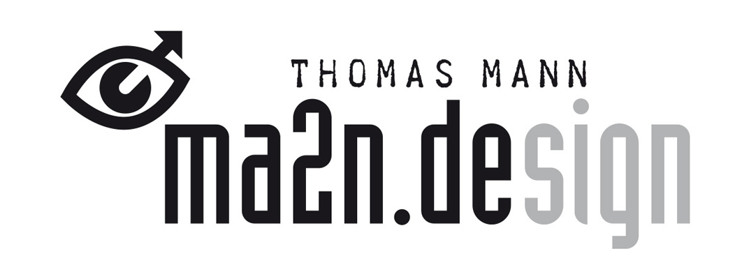 Thomas Mann Design Logo